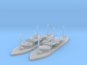 1/1250 Charodeika Class Monitor x2 in Smooth Fine Detail Plastic