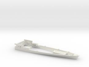 1/700 FlugDeckKreuzer AII Bow in White Natural Versatile Plastic