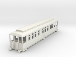 o-87-gcr-inspection-saloon-coach in White Natural Versatile Plastic