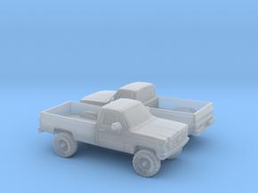 1/160 2X 1979 Chevy CK Series in Smoothest Fine Detail Plastic