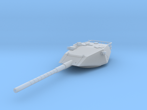 MV12FT Cadillac Gage Stingray Turret (1/72) in Smooth Fine Detail Plastic