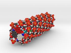 Alien Triple DNA Helix Koni in Natural Full Color Sandstone: Extra Large