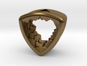 Stretch Diamond 18 By Jielt Gregoire in Natural Bronze