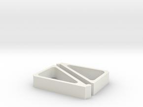 K62bkkqgfjnuo8l6iar8dp1db1 45872105.stl in White Natural Versatile Plastic