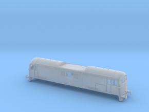 British Rail Class 71 DC Loco Z in Smoothest Fine Detail Plastic