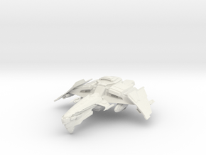 Vortar Class C Cruiser in White Natural Versatile Plastic
