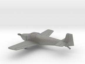 Druine D.62 Condor in Gray PA12: 1:100