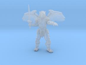 PR Goldar miniature model fantasy games rpg dnd in Smooth Fine Detail Plastic