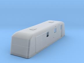 sj160fs-udf02p-ng-trailer-post-luggage-van in Smooth Fine Detail Plastic