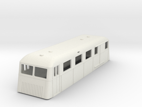 sj100-ucf02p-ng-trailer-passenger-luggage-coach in White Natural Versatile Plastic