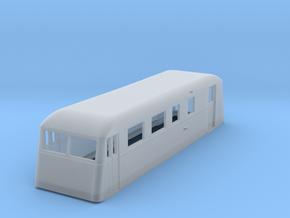 sj120fs-ucd01p-ng-trailer-passenger-post-coach in Smooth Fine Detail Plastic