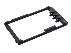 Verso board adapter for SF Chassis in Black Natural Versatile Plastic