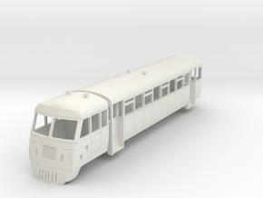 w-cl-76-west-clare-walker-railcar in White Natural Versatile Plastic