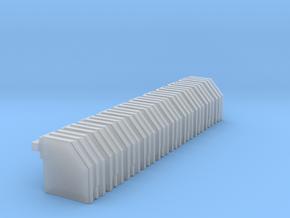 98 Bk/Bar/001 in Smoothest Fine Detail Plastic