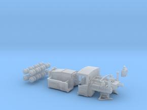 Listowel Lartigue Locomotive As-Built (N Scale) in Smoothest Fine Detail Plastic