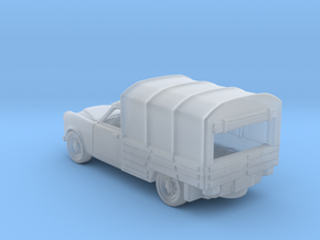 Peugeot 403 Pickup 1:120 TT in Smooth Fine Detail Plastic