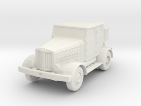 Hanomag SS100 LN 1/100 in White Natural Versatile Plastic
