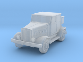 Hanomag SS100 LN 1/285 in Smooth Fine Detail Plastic