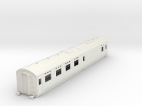o-87-sr-maunsell-d2666-buffet-coach in White Natural Versatile Plastic