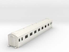 o-76-sr-maunsell-d2005-open-third-coach in White Natural Versatile Plastic