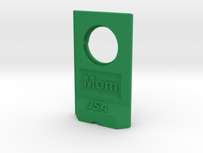 MomTwall-USA_1.0.0 v1 in Green Processed Versatile Plastic