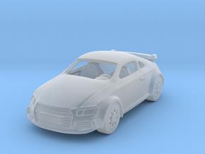 Audi TT RS 2019 1:160N in Smooth Fine Detail Plastic