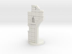 28mm base in White Natural Versatile Plastic