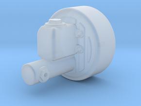 eaglemoss Ecto-1 Master cylinder brake booster 1:8 in Smoothest Fine Detail Plastic