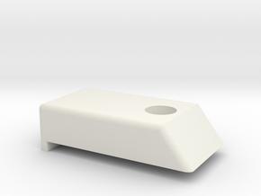 Earthrise Trailer Adapter for G1 Prime in White Natural Versatile Plastic