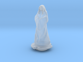 Hologram of Darth Sidious 1 12 scale in Smooth Fine Detail Plastic