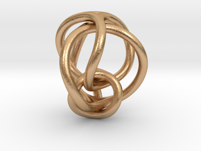 two_in_one in Natural Bronze (Interlocking Parts)