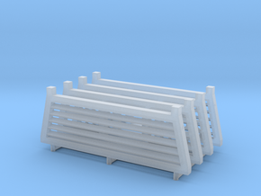 1:64 Truck Cab Guards in Smooth Fine Detail Plastic