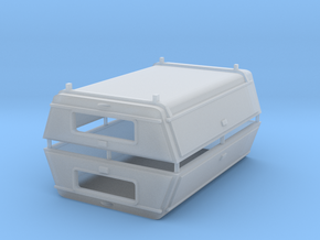 1/64 Long Bed Bed Toppers - Hatch Style in Smooth Fine Detail Plastic