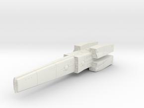 LOGH Imperial Jotunheim 1:8000 in White Natural Versatile Plastic