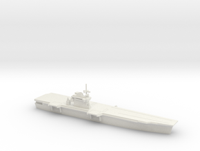 Vertical Support ship, 1/1250 in White Natural Versatile Plastic