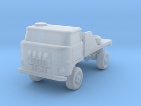 L60 - Trial-Truck ( Z - 1:220) in Smooth Fine Detail Plastic