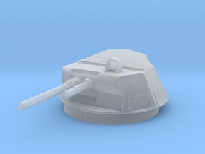 M113A1 T-50 Turret 1/15 in Smooth Fine Detail Plastic
