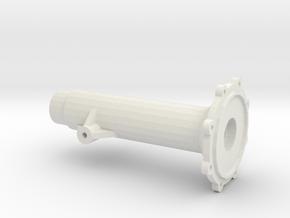 SDI Achsrohr Hinten Links in White Natural Versatile Plastic