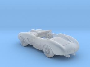 Ferrari 335 S Spider Scaglietti 1:120 TT in Smooth Fine Detail Plastic