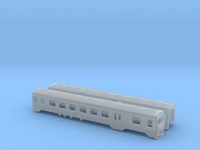 DSB MR-MRD TT [2x body] in Smooth Fine Detail Plastic