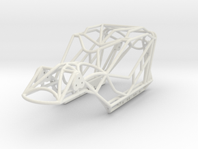 Showtime SCX24 in White Natural Versatile Plastic