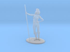 Diana (Acrobat) Miniature in Smooth Fine Detail Plastic: 1:60.96