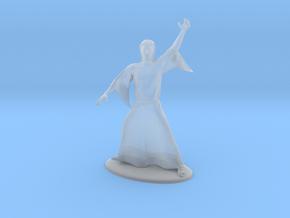 Magic-User Miniature in Smooth Fine Detail Plastic: 1:60.96