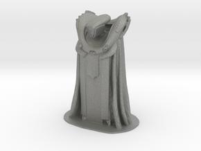 Vorlon Miniature in Gray PA12: 28mm