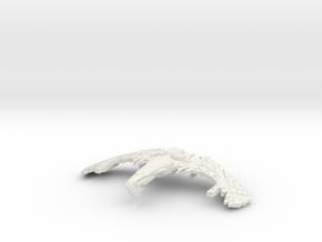 Sendcarie Class Refit C HvyCuriser in White Natural Versatile Plastic
