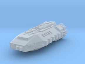 Earth Alliance/Babylon 5 Crew Shuttle in Smooth Fine Detail Plastic