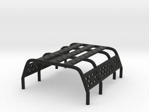 Bed Rack for SCX24 Chevy C10 in Black Natural Versatile Plastic