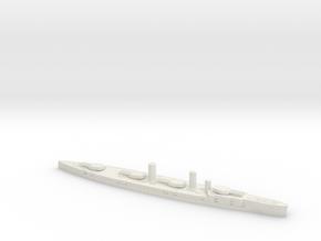 Izmail Flat 1/1250 in White Natural Versatile Plastic