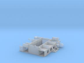 30-J mission - MESA frame in Smooth Fine Detail Plastic