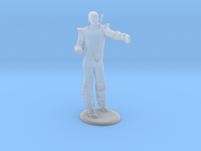 Narn Miniature in Smooth Fine Detail Plastic: 28mm